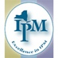 IPM logo on circular white background with words: Excellence in IPM
